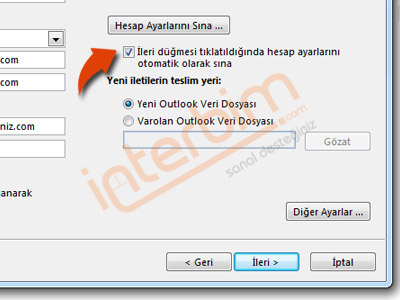 Son olarak Başlamaya hazırsınız! mesajı olan pencere ekrana gelecektir, Son düğmesini tıklayarak işlemi sonlandırınız.
